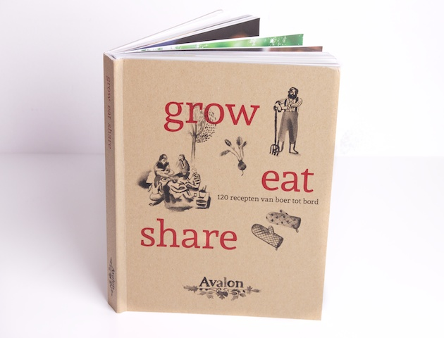 Grow Eat Share - kookboek Avalon