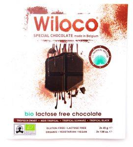 Wiloco chocolade puur