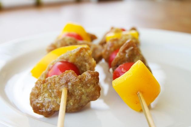 Saté-vegan-zoete-marinade
