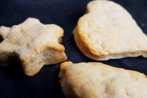 Vegan gember-kaneel koekjes