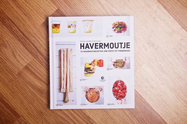 Havermoutje - 70 havermoutrecepten van pasta tot pannenkoek - boek