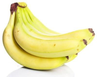 Eieren vervangen door banaan