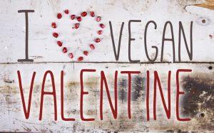 Veganistische valentijns recepten