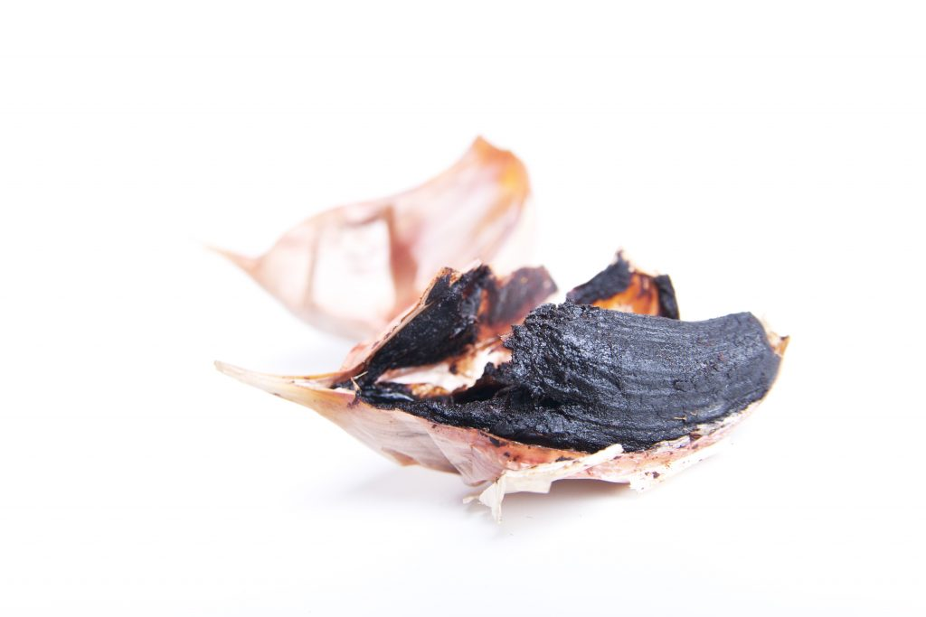 zwarte knoflook