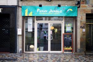 Funky Jungle in Mechelen - vegetarisch en cocktails