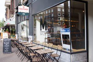 Meatless District Amsterdam - vegetarisch en veganistisch restaurant