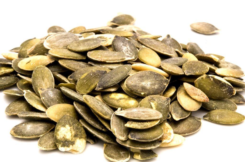 pompoenpitten - plantaardige eiwitten