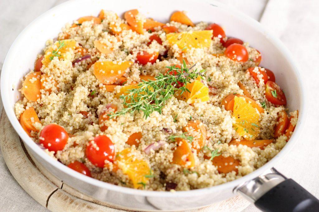 eiwitbron quinoa