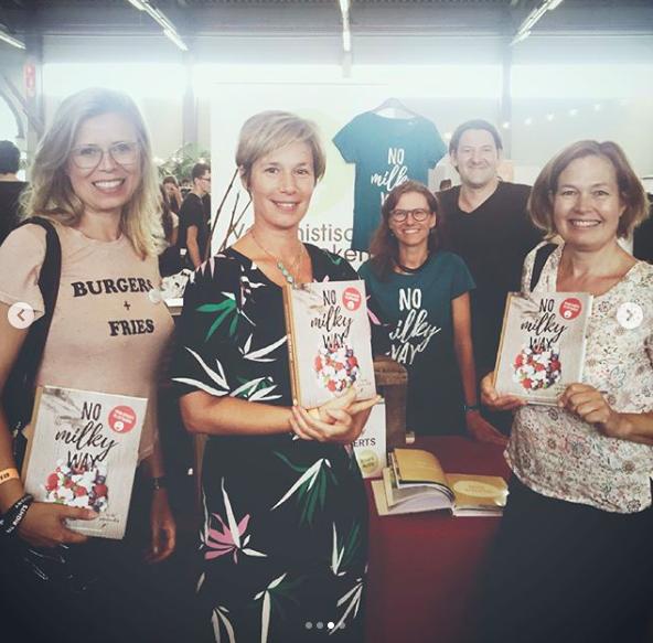 Foto van Katleen Bosteels op Vegan Summer Fest in Gent