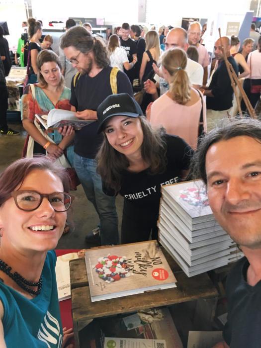 Sofie Senden en Veganistisch Koken in Gent
