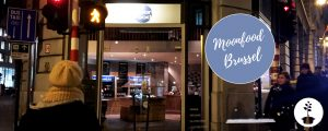 Moonfood café in Brussel - veganistisch restaurant, biologisch, glutenvrij
