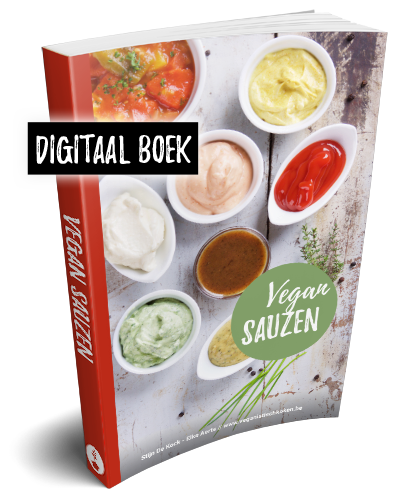 Vegan sauzen ebook