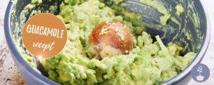 Guacamole maken - vegan recept