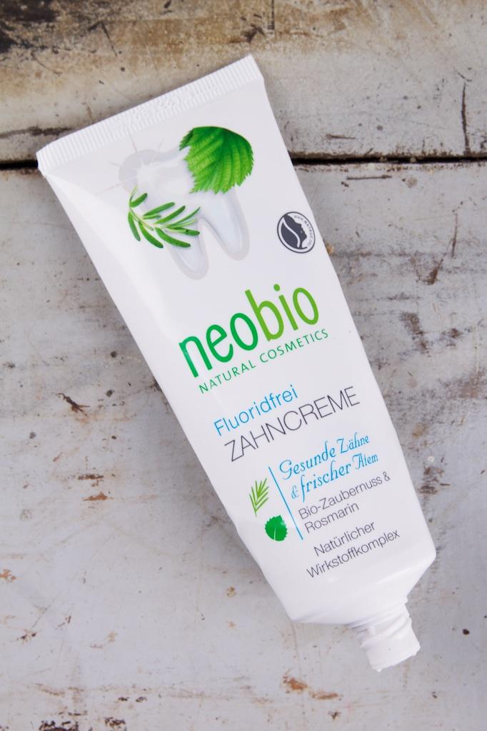 Neobio vegan tandpasta