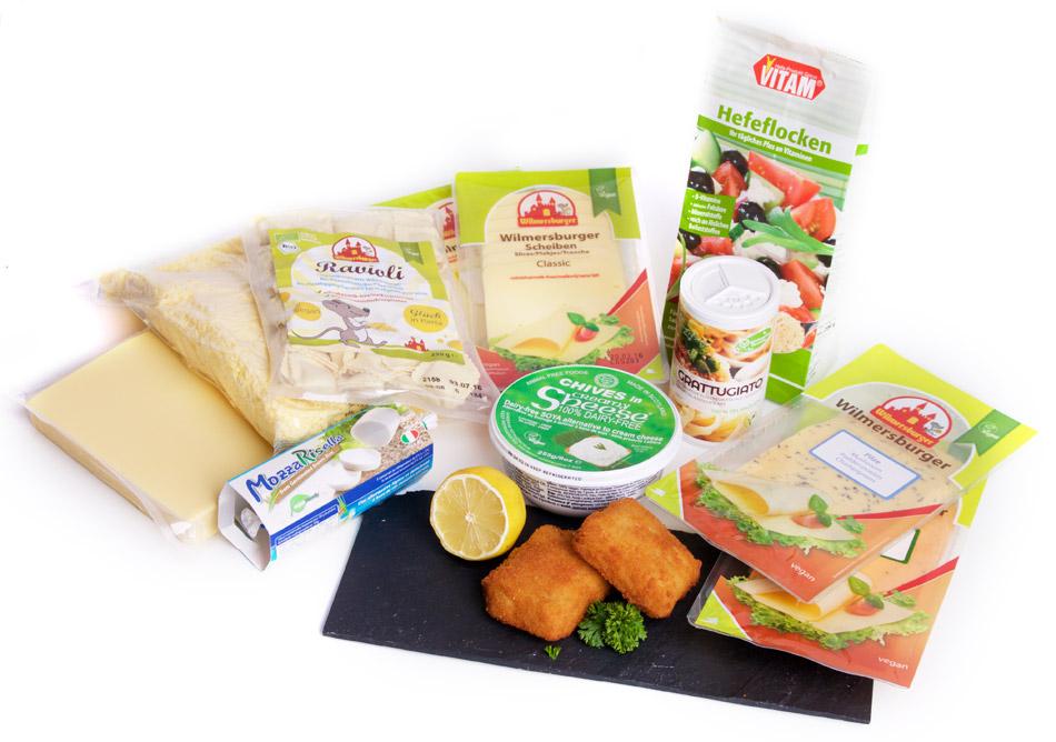 Vegan kaas merken