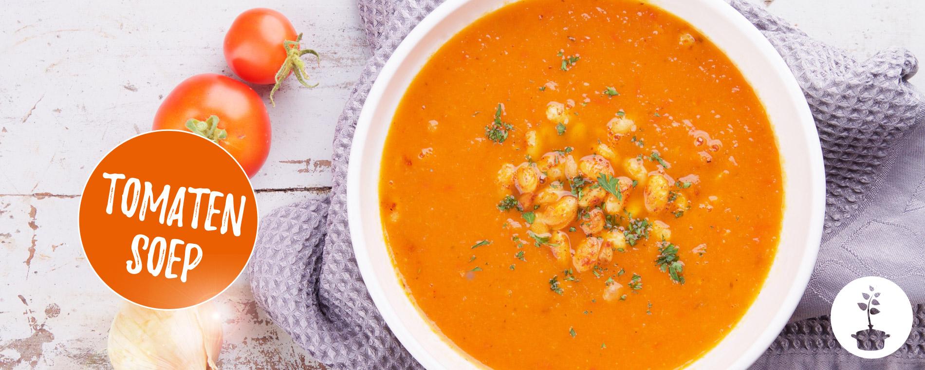 Tomatensoep maken - recept