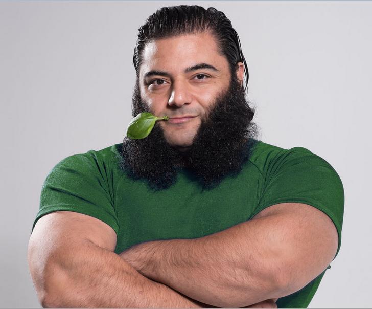 Patrik Baboumian - vegan bodybuilding