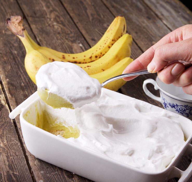 Bananenpudding
