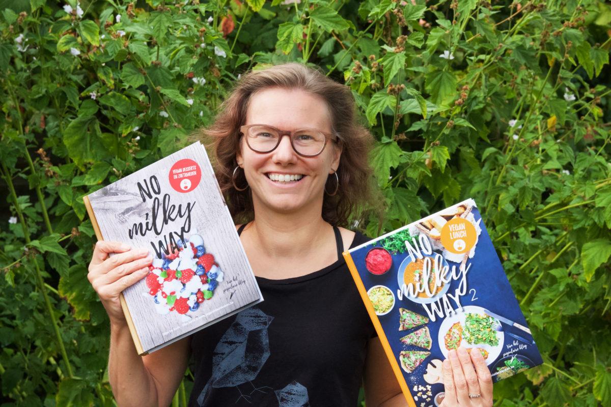 vegan kookboeken en blog