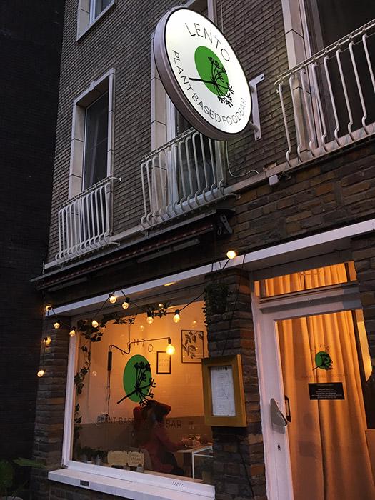 Lento Hasselt - vegan restaurant