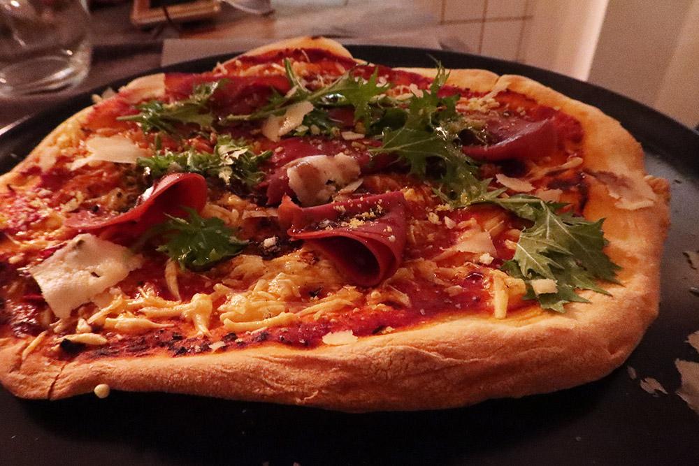 Pizza Lento