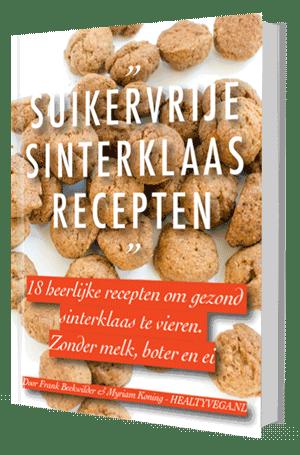 Suikervrije sinterklaasrecepten - kookboek