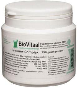 Calsium complex