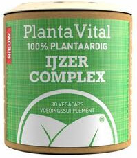 Planta vital ijzer complex vegan