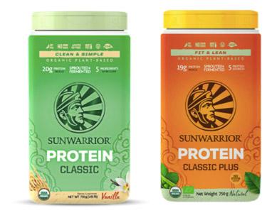 Sunwarrior protein