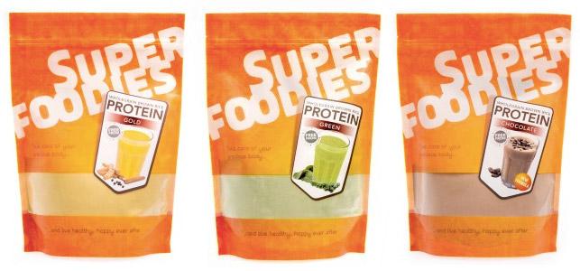 Superfoodies protein - vegan eiwitpoeder