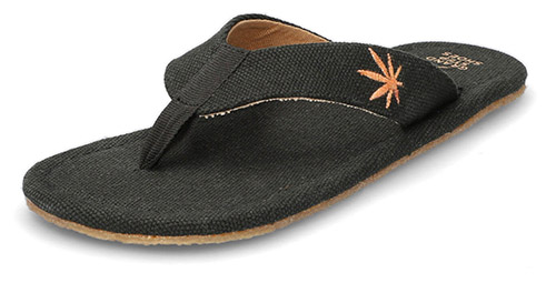 Teenslippers hennep van Grand step shoes