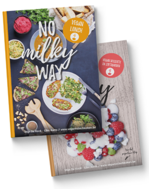 No Milky Way kookboeken vegan