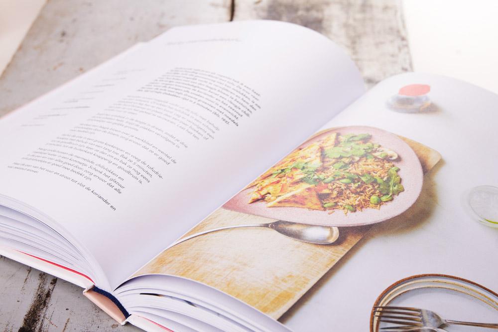 5 ingrediënten vegan - Katy Beskow - kookboek review