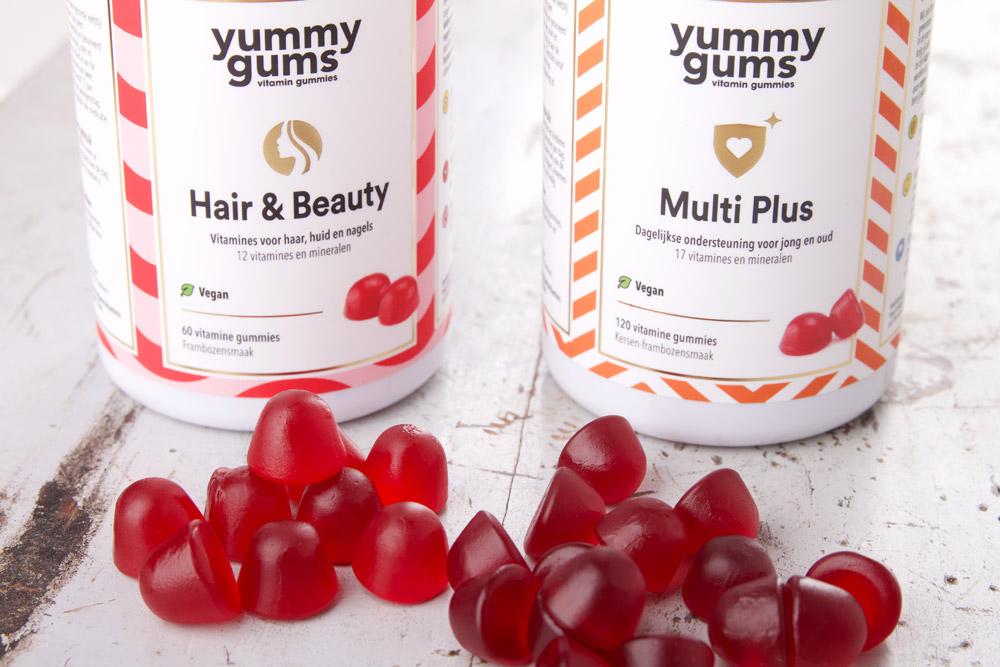 Yummygums hair & beauty en multi plus - review