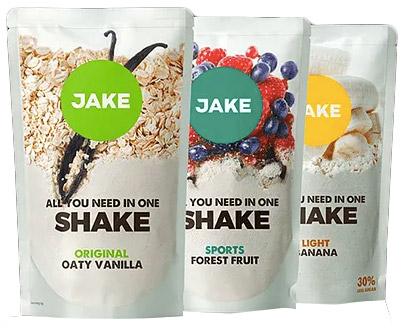 Jake vegan maaltijdshake