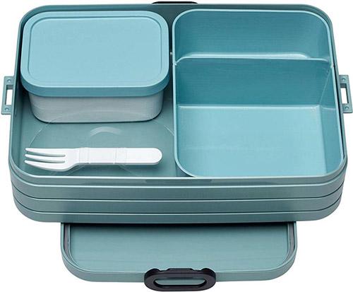 bentobox als alternatief tegen aluminiumfolie
