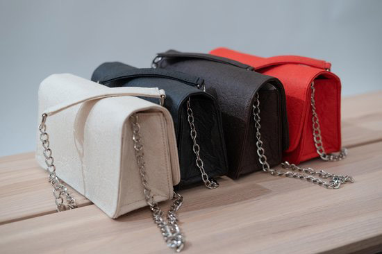 The Koff Label - vegan clutch in 4 kleuren