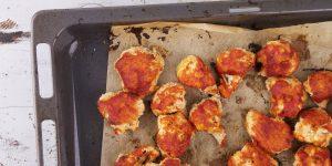 Bloemkool cauliflower wings vegan recept