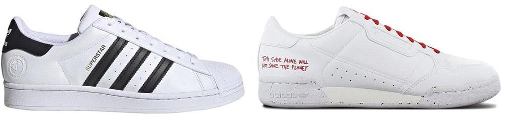 Adidas vegan sneakers