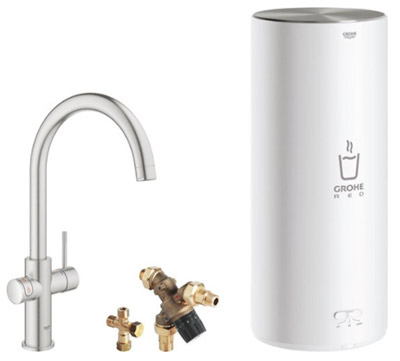 grohe-red-kokend-water-kraan
