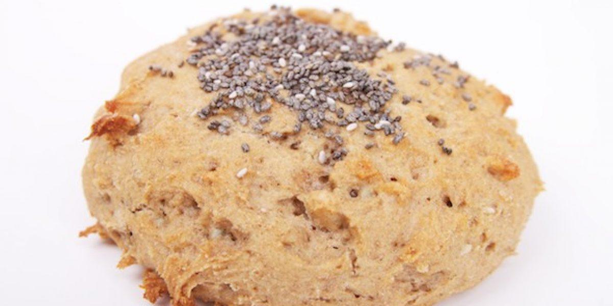Broodjes met chiazaad