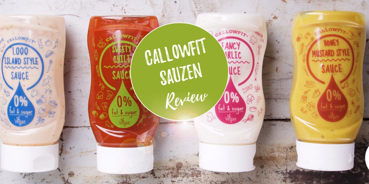 Callowfit sauzen - suikervrij en calloriearm