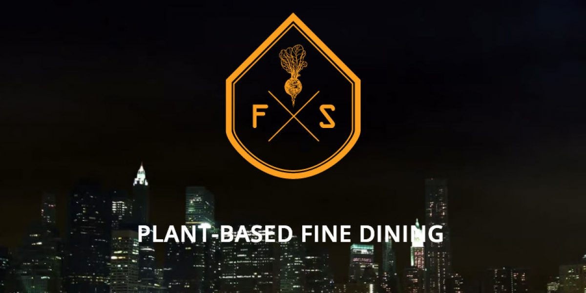 Foodstorms plant based fine dining
