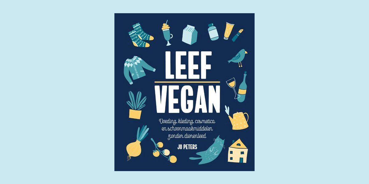 Leef vegan - Jo Peters - Review