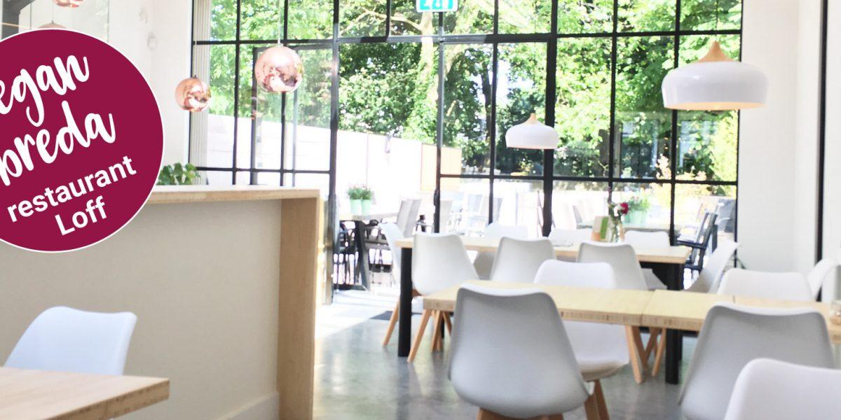 Loff - biologisch vegetarisch buffet restaurant in Breda