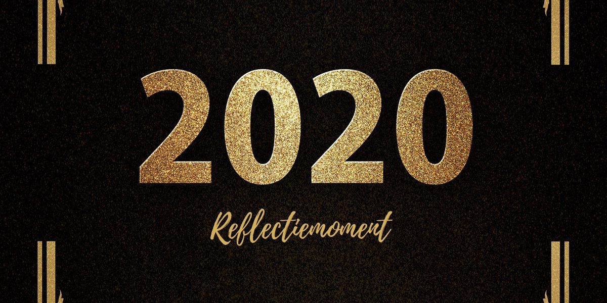 Reflectiemoment 2020