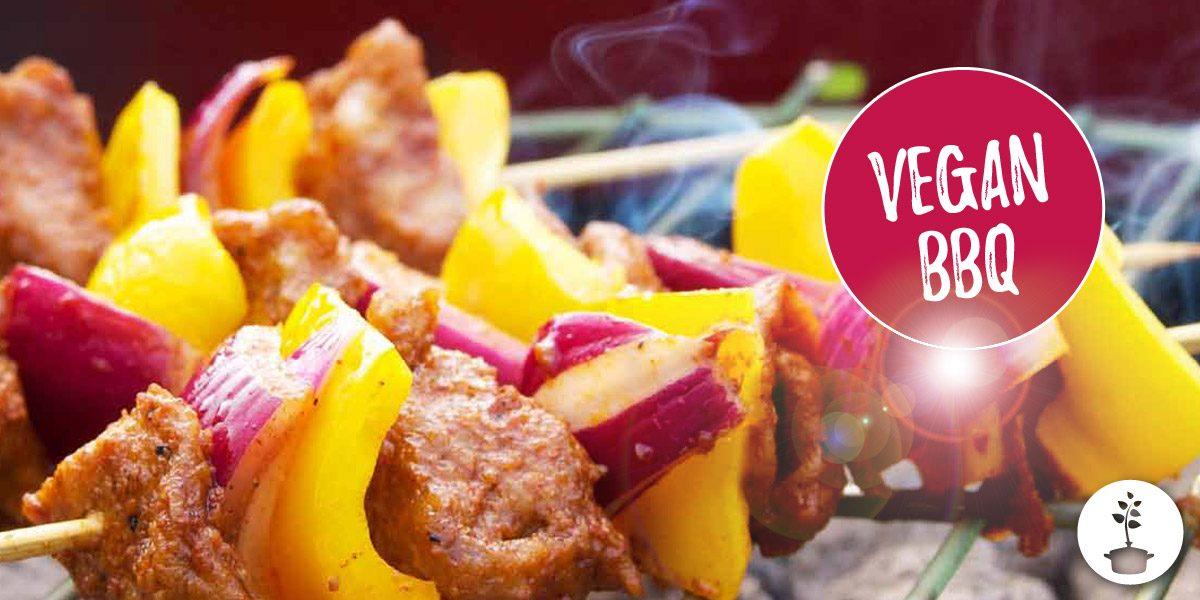 Vegan barbecue ideeën