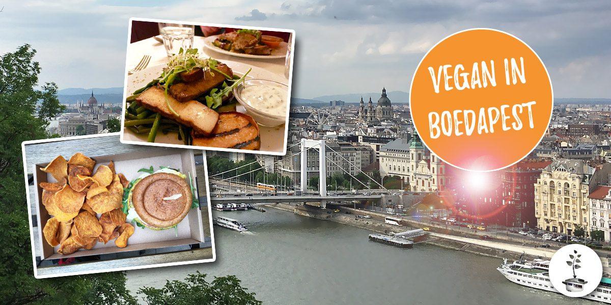 Vegan in Boedapest
