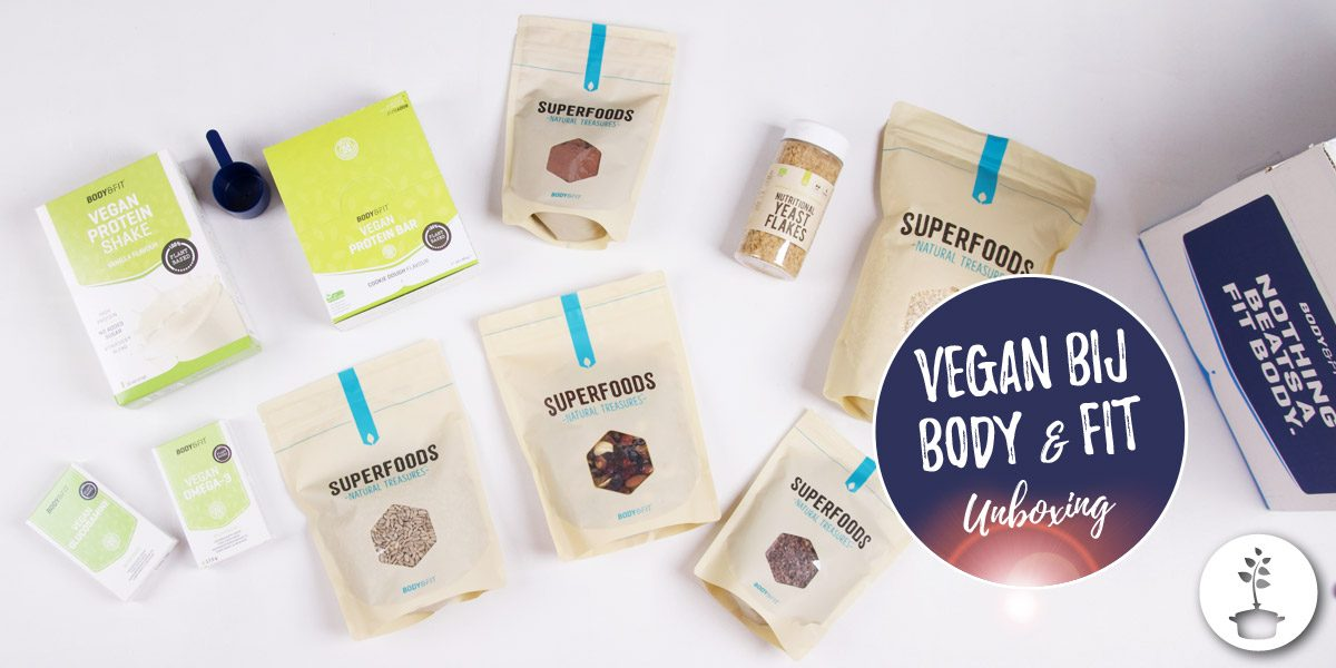 Vegan producten bij Body & Fit